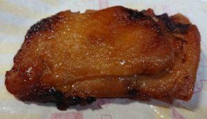 ファミリーマートの照焼チキンステーキ