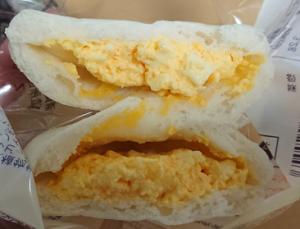 たまごを包んだしっとりパン中身2