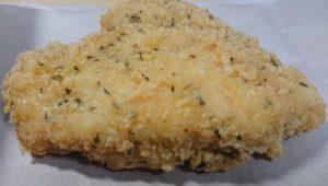 ローソン Lチキ ハーブソルト味のアップ写真