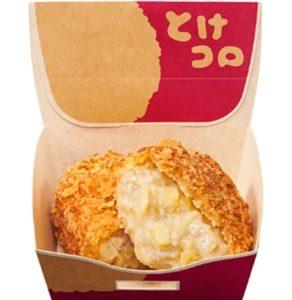 ローソンの新食感「とけコロ」のパッケージ