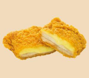 ホットスナックコーナーのファミマ チーズインファミチキのロゴ