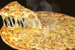 ドミノピザ ウルトラチーズ革命ガーリックペッパー4.0